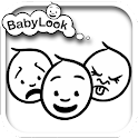Babylook faces icon