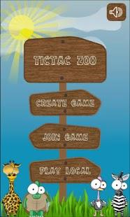 TicTacToe - The Zoo- screenshot thumbnail