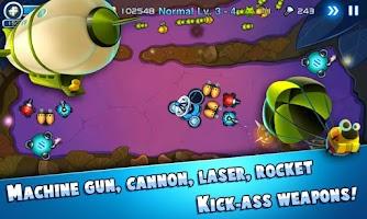Screenshot of Tiny Defense