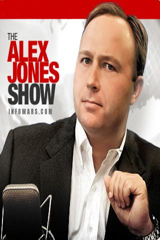 Alex Jones / Podcasts - screenshot