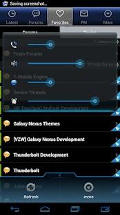 Cobalt - CM9/CM10/CM11 Theme- screenshot thumbnail