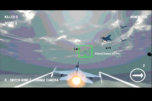 Strike Fighters Attack 3D