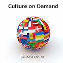 Culture on Demand - Business icon