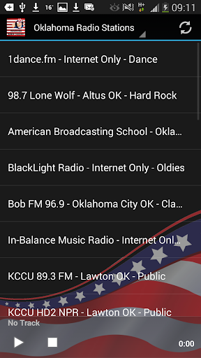 Oklahoma Radio Stations USA