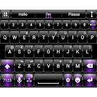Theme for A.I.type Dusk B Purp icon