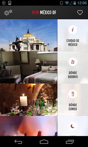 Now Ciudad de México - Guía DF