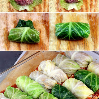 Amazing Stuffed Cabbage Rolls.