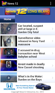 News 12 - screenshot thumbnail