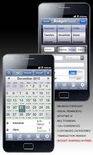 Budget Planner -Money Calendar