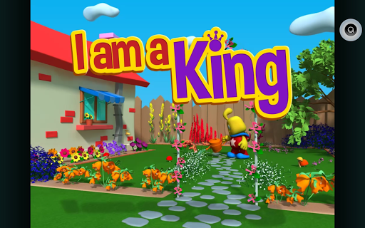 I am King Story Mother Goose