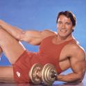 Arnold Schwarzenegger Jigsaw icon