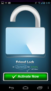 Friend Lock Free - screenshot thumbnail