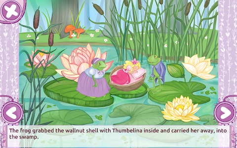 Thumbelina Games for Girls v1.1