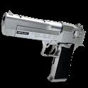 Desert Eagle Gun logo