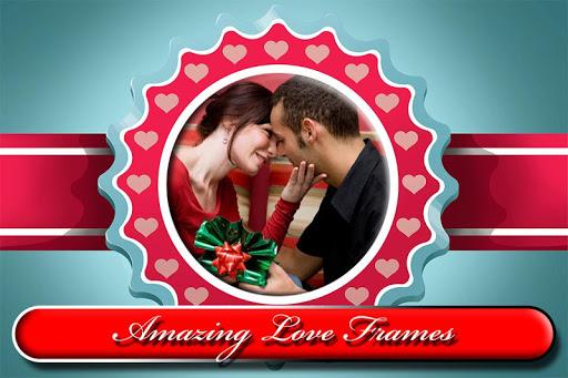 100 Love Romantic Photo Frame