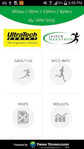 Jaipur Half Marathon