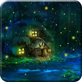 Fireflies Live Wallpaper PRO