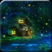 Fireflies Live Wallpaper PRO