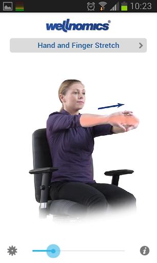 Wellnomics Stretches