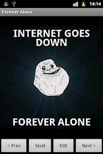 Forever Alone - screenshot thumbnail