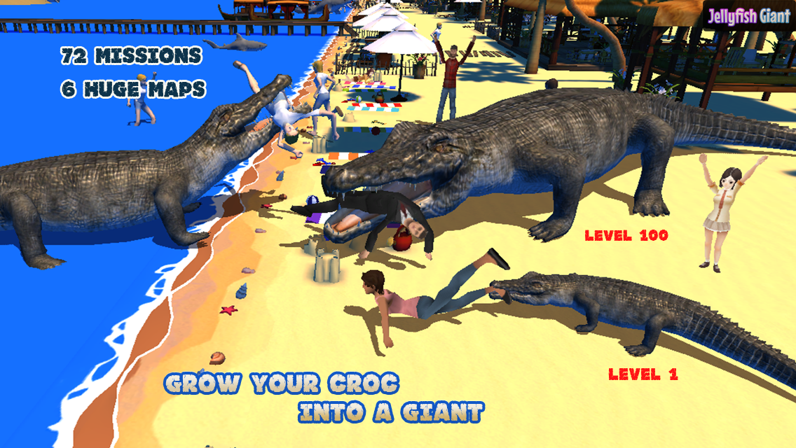Crocodile-Simulator-Unlimited 28