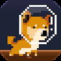 Puppy moon: Dogstronaut