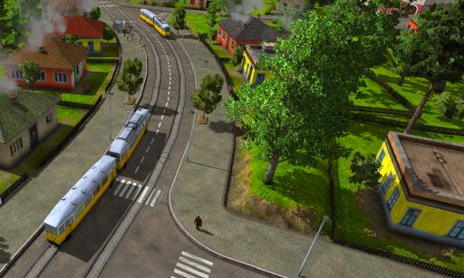 Subway Train Simulator Game