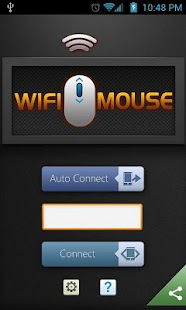 WiFi Mouse HD trial - screenshot thumbnail