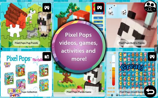 Pixel Pops - Kid Pets Charms