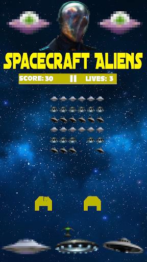 SpaceCraft Aliens S6 Galaxy
