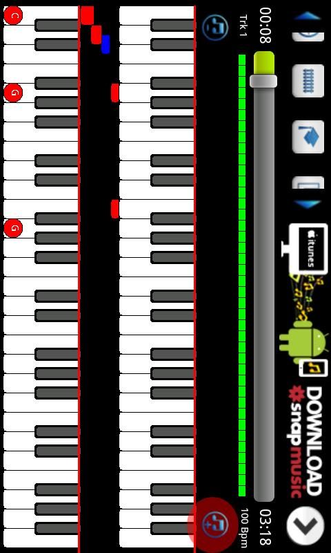 Piano Instructor (Lite) - screenshot