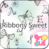 ★FREE THEMES★Ribbony Sweet