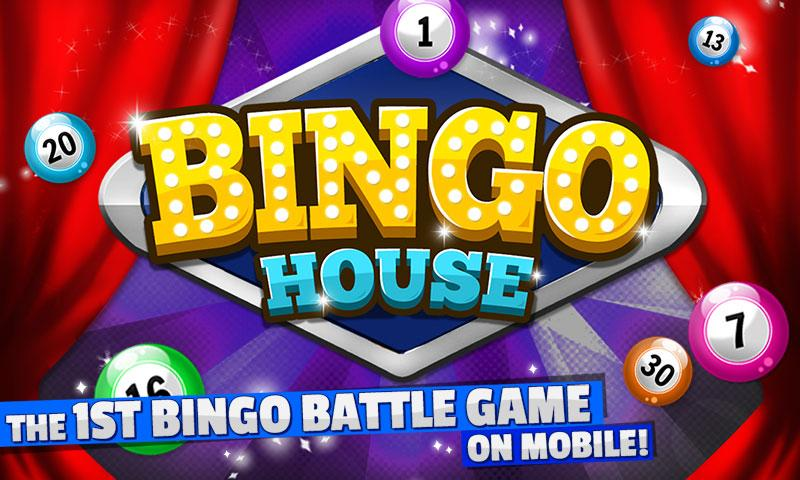 Bingo House™- screenshot