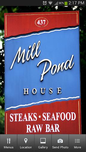 Mill Pond House Restaurant