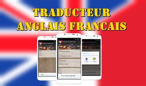 Traducteur Anglais Francais