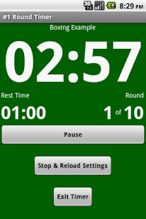 1 Round Timer