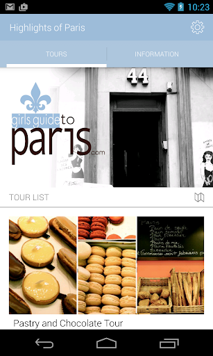 Girls'Guide: H lights of Paris