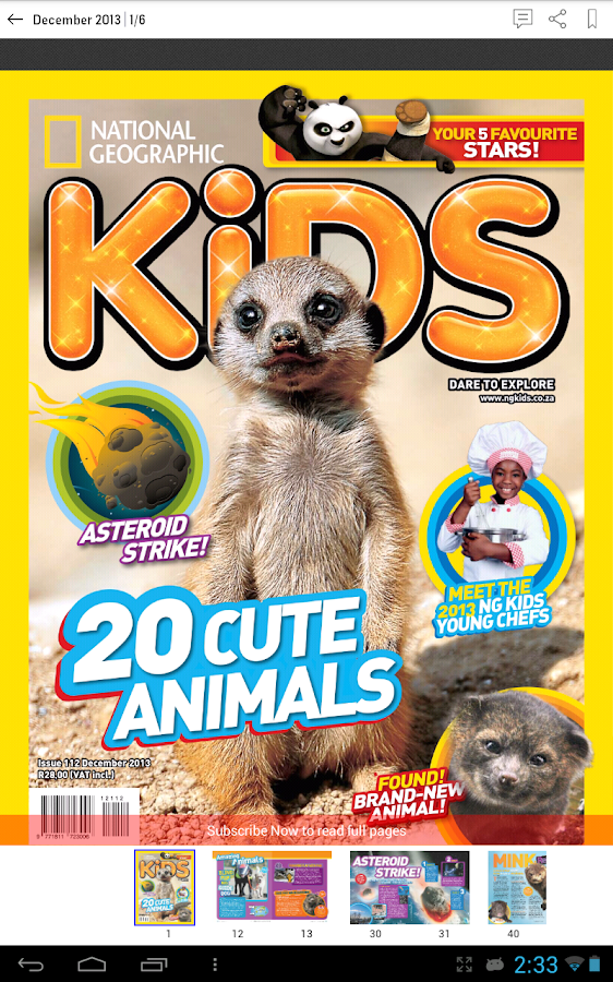 SA: National Geographic Kids - Android Apps on Google Play