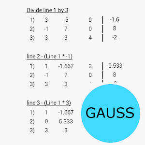 Systems of Equations Word Problems and Gaussian Elimination