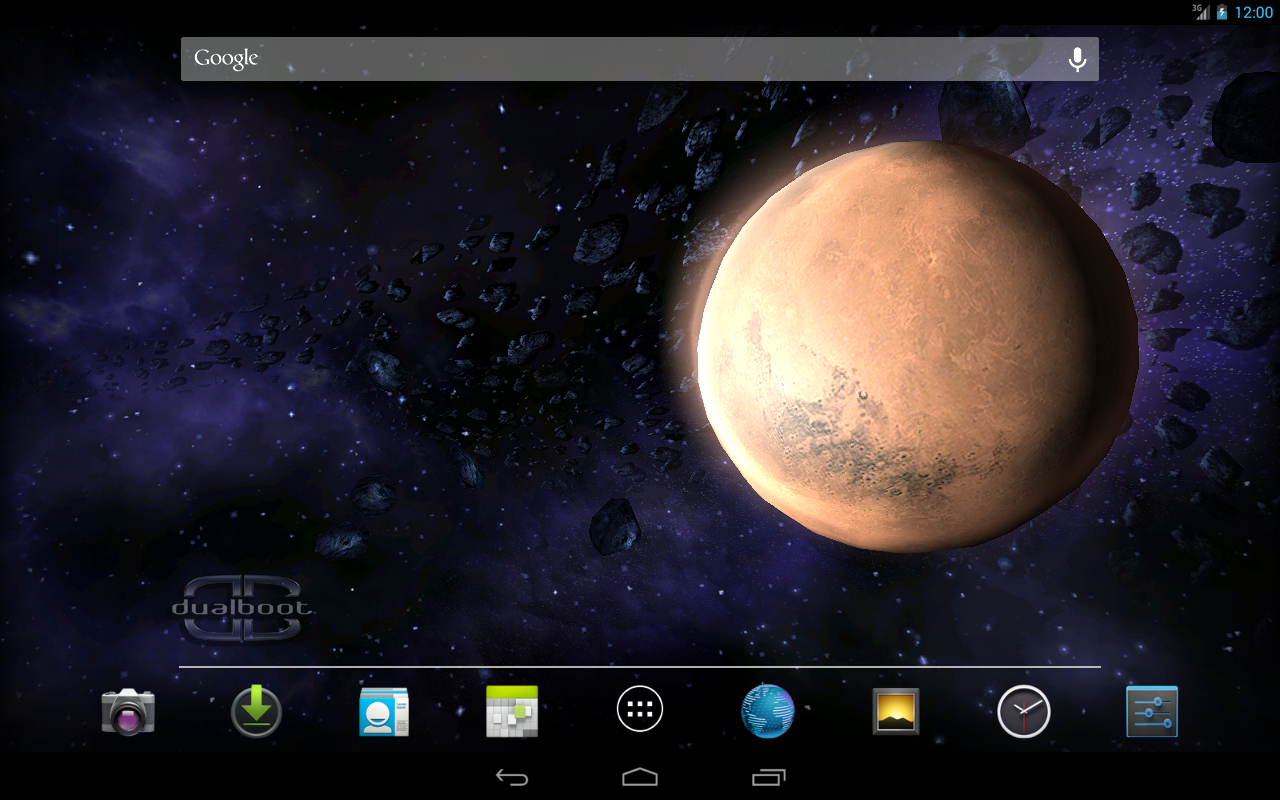 Space HD- screenshot