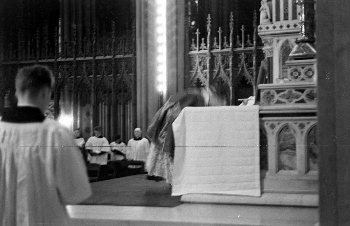 High Mass St. Patrick's Cathedral