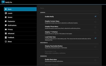 Notify Pro Screenshot 10