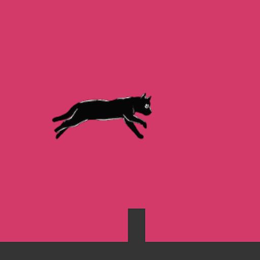 Make Them Jump -cats LOGO-APP點子