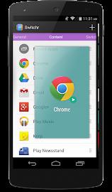 Switchr - App Switcher Screenshot 2