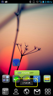 Bluetooth Tethering On Off- screenshot thumbnail