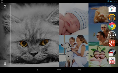 Photo Wall FX - Live Wallpaper - screenshot thumbnail