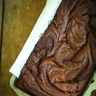 Cinnamon Chocolate Swirl Banana Bread + Book Tour Dates Announced