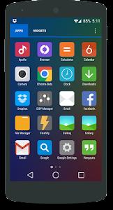 MIUI 6 - Launcher Theme v1.0.7