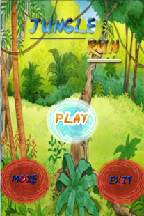 Jungle Run HD