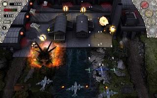 Screenshot of AirAttack HD Lite